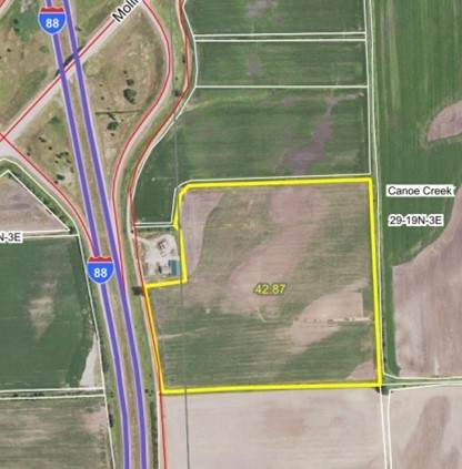 0 318th Street N, Hillsdale, IL 61257 (MLS #11223980) :: The Wexler Group at Keller Williams Preferred Realty