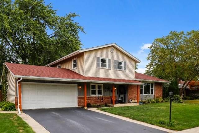 910 W Firestone Drive, Hoffman Estates, IL 60192 (MLS #11224229) :: The Wexler Group at Keller Williams Preferred Realty