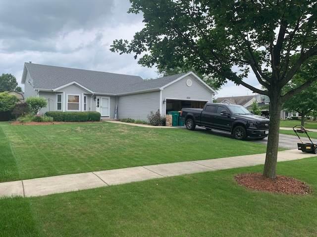 4215 Carrington Lane, Plainfield, IL 60586 (MLS #11224726) :: The Wexler Group at Keller Williams Preferred Realty