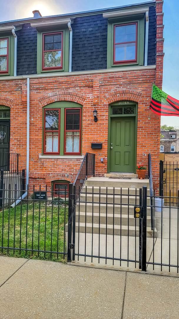 10748 S Champlain Avenue #10748, Chicago, IL 60628 (MLS #11224740) :: Littlefield Group