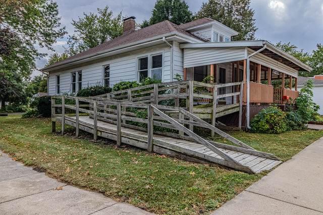 120 E Oliver Street, Mansfield, IL 61854 (MLS #11224882) :: Lewke Partners - Keller Williams Success Realty