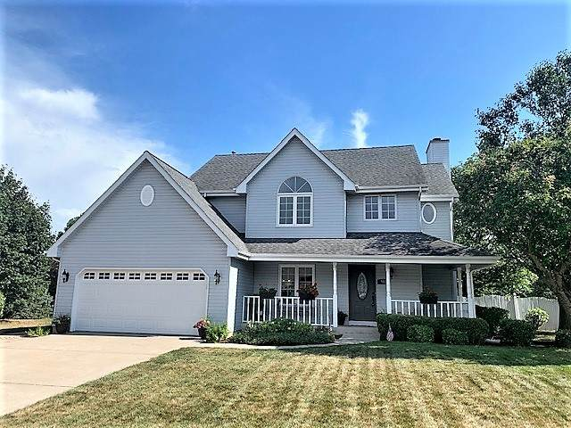 702 Dover Way, Shorewood, IL 60404 (MLS #11224904) :: The Wexler Group at Keller Williams Preferred Realty