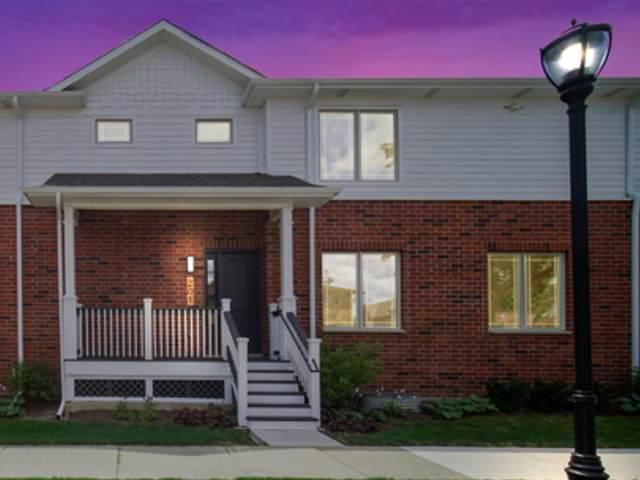 205 S York Road #205, Bensenville, IL 60106 (MLS #11225078) :: Lewke Partners - Keller Williams Success Realty
