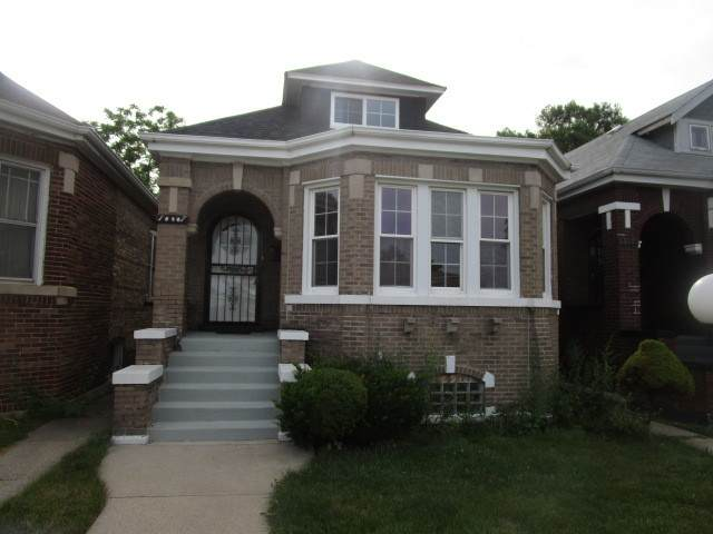 10007 S May Street, Chicago, IL 60643 (MLS #11225569) :: The Spaniak Team