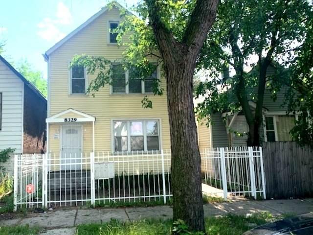 8329 S Buffalo Avenue, Chicago, IL 60617 (MLS #11225798) :: John Lyons Real Estate