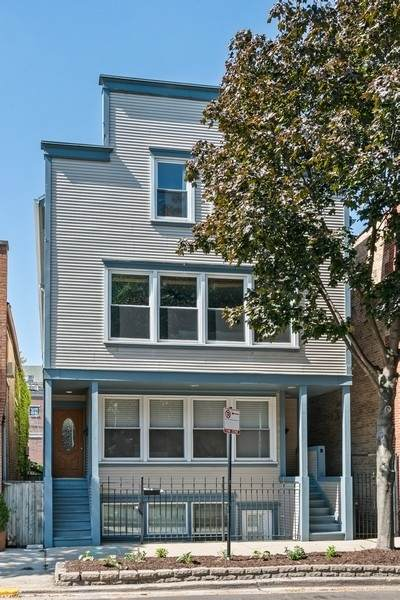 2302 N Leavitt Street #3, Chicago, IL 60647 (MLS #11226644) :: John Lyons Real Estate