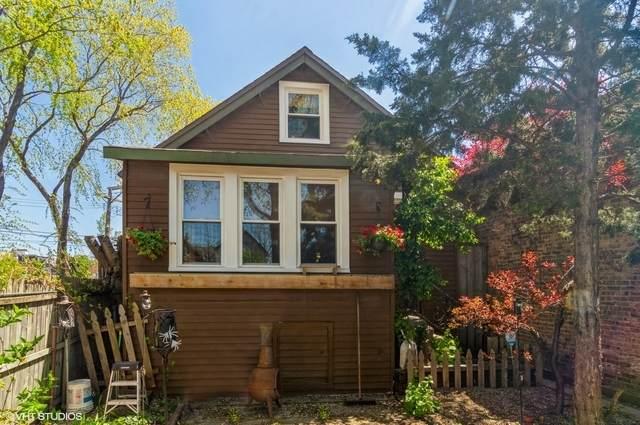 3119 N Western Avenue, Chicago, IL 60618 (MLS #11226809) :: John Lyons Real Estate
