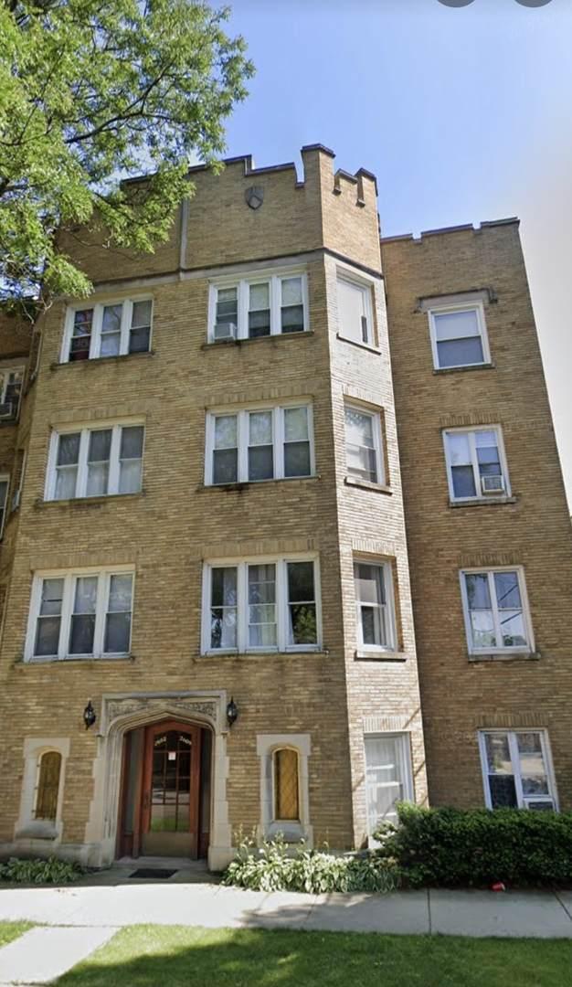 2607 W Greenleaf Avenue #2, Chicago, IL 60645 (MLS #11227122) :: The Spaniak Team