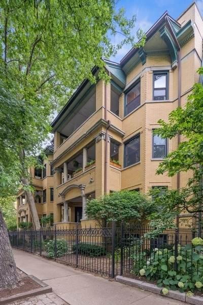 605 W Fullerton Parkway #1, Chicago, IL 60614 (MLS #11227353) :: John Lyons Real Estate