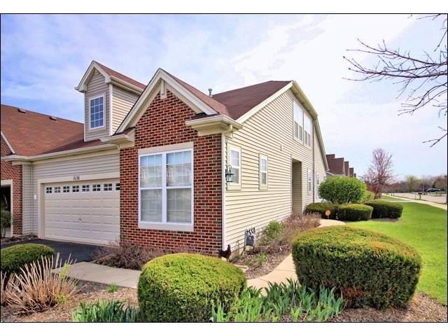 1636 Captiva Drive, Aurora, IL 60504 (MLS #11227486) :: John Lyons Real Estate