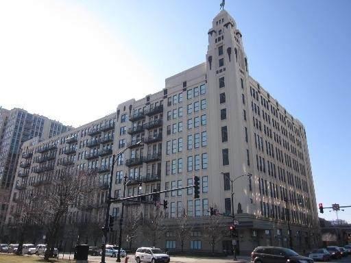 758 N Larrabee Street #511, Chicago, IL 60654 (MLS #11227552) :: Touchstone Group