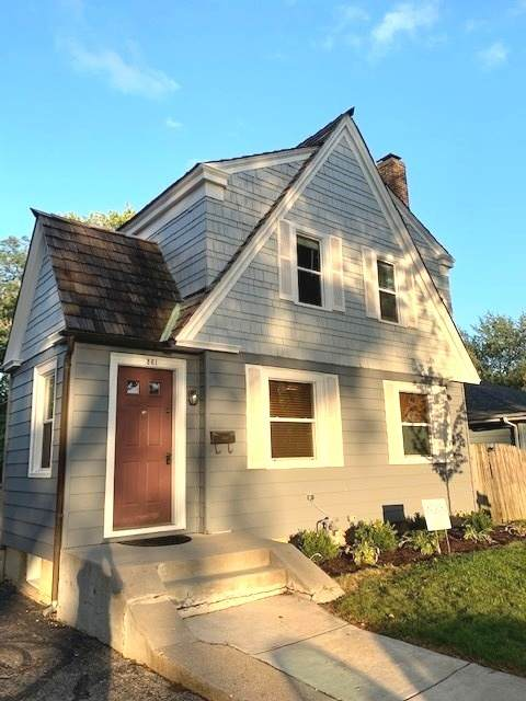 261 Rouse Avenue, Mundelein, IL 60060 (MLS #11227569) :: The Wexler Group at Keller Williams Preferred Realty