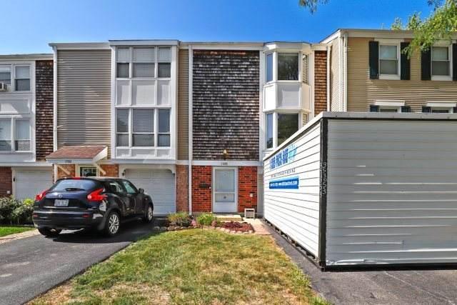 1988 Holbrook Lane, Hoffman Estates, IL 60169 (MLS #11227715) :: John Lyons Real Estate