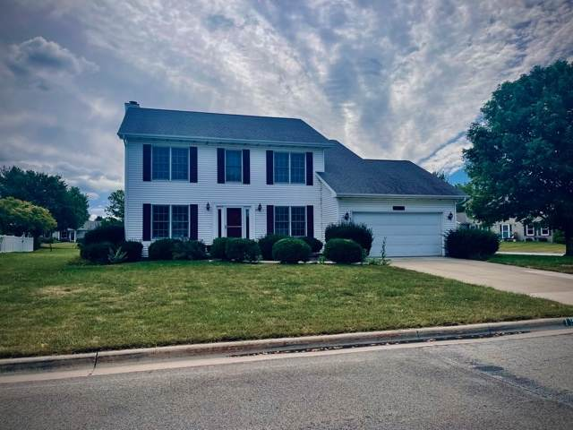 1900 Haverhill Cc, Normal, IL 61761 (MLS #11227894) :: Carolyn and Hillary Homes