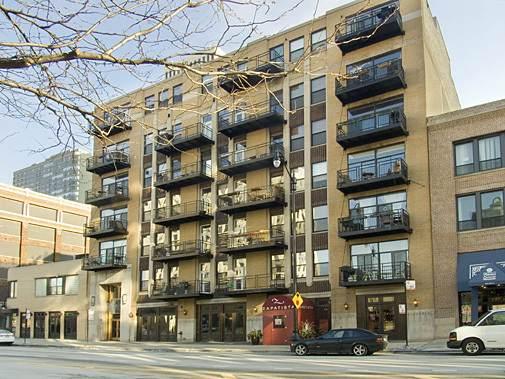 1307 S Wabash Avenue #704, Chicago, IL 60605 (MLS #11228369) :: Touchstone Group