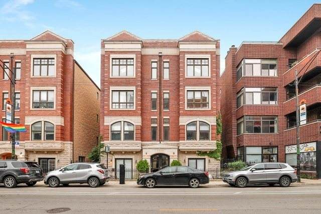 2846 N Halsted Street 1S, Chicago, IL 60657 (MLS #11229132) :: John Lyons Real Estate