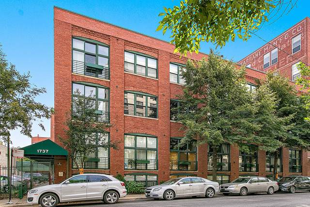 1737 N Paulina Street #307, Chicago, IL 60622 (MLS #11229345) :: BN Homes Group