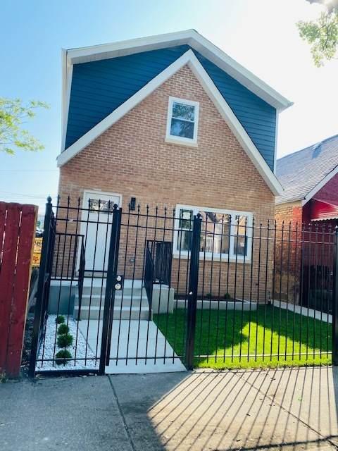 913 N Homan Avenue, Chicago, IL 60651 (MLS #11229496) :: Touchstone Group