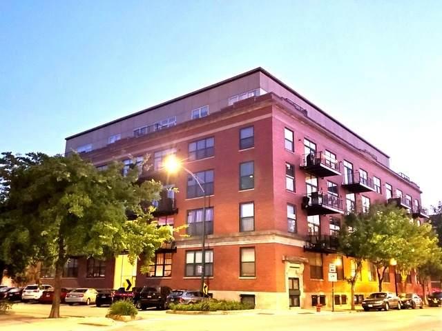 3500 S Sangamon Street #409, Chicago, IL 60609 (MLS #11229511) :: Littlefield Group