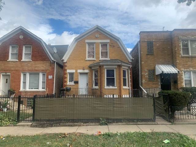 823 N Trumbull Avenue, Chicago, IL 60651 (MLS #11230106) :: Angela Walker Homes Real Estate Group