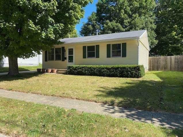 1006 S Livingston Street, Bloomington, IL 61701 (MLS #11230155) :: Littlefield Group