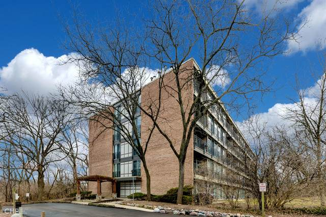 5820 Oakwood Drive 2E, Lisle, IL 60532 (MLS #11233436) :: John Lyons Real Estate