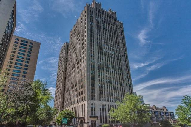 4950 S Chicago Beach Drive 12A, Chicago, IL 60615 (MLS #11236604) :: The Wexler Group at Keller Williams Preferred Realty