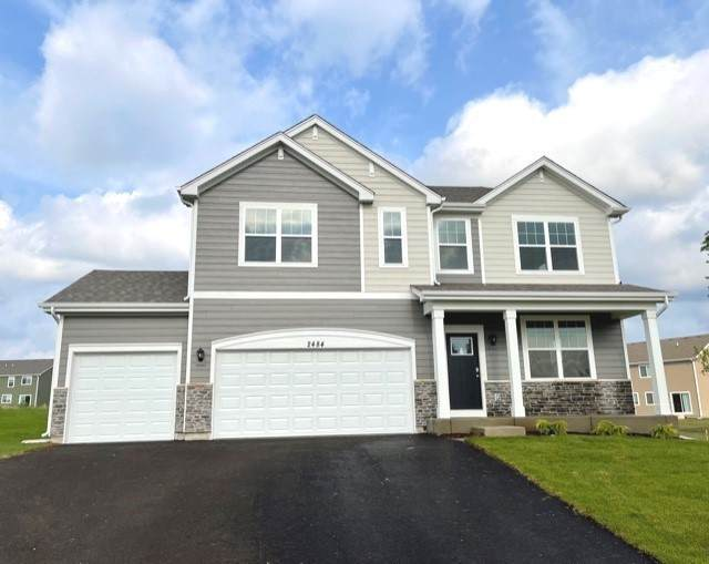 2484 Fairview Circle, Woodstock, IL 60098 (MLS #11236684) :: Littlefield Group