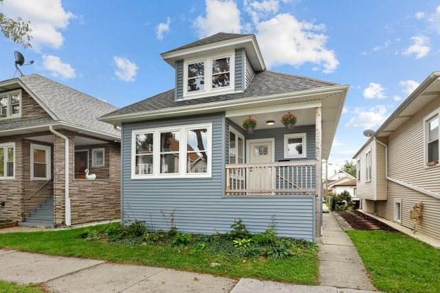 5045 W Grace Street, Chicago, IL 60641 (MLS #11237584) :: John Lyons Real Estate