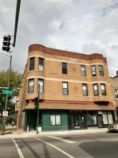 1756 W 35th Street 3R, Chicago, IL 60609 (MLS #11237635) :: John Lyons Real Estate