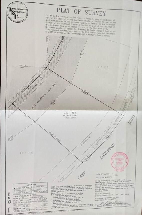 1210 E Longwood Drive, Bull Valley, IL 60098 (MLS #11238329) :: Littlefield Group