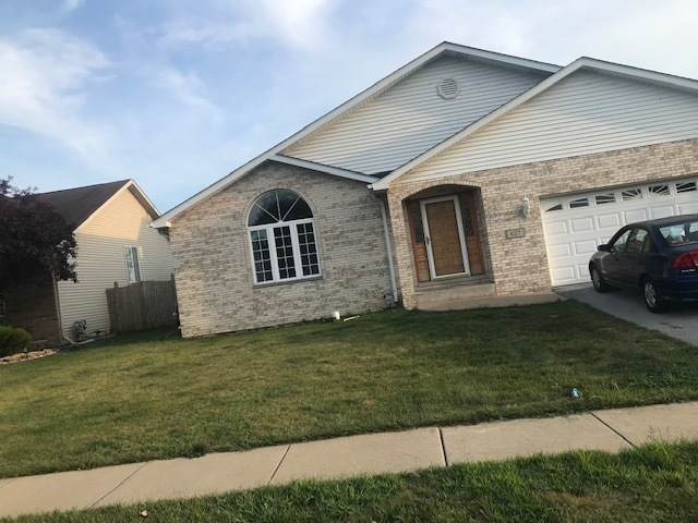 627 Clover Lane, University Park, IL 60484 (MLS #11238764) :: John Lyons Real Estate