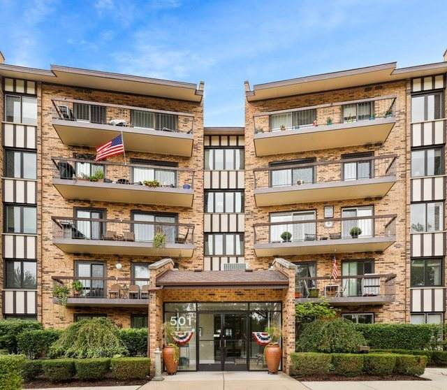 501 Lake Hinsdale Drive #305, Willowbrook, IL 60527 (MLS #11239143) :: Littlefield Group