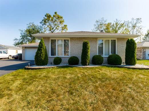 15651 Homan Avenue, Markham, IL 60428 (MLS #11242200) :: John Lyons Real Estate