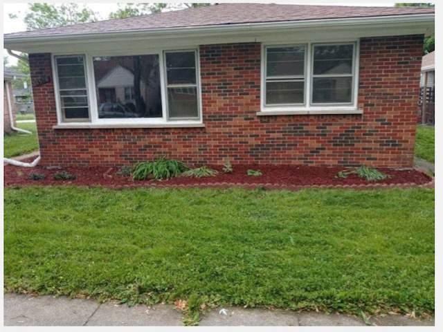 14508 Center Avenue, Harvey, IL 60426 (MLS #11242595) :: Littlefield Group