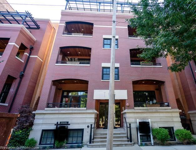 106 S Sangamon Street 2N, Chicago, IL 60607 (MLS #11244127) :: Touchstone Group