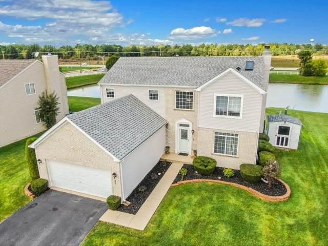 31 Sundance Road, Matteson, IL 60443 (MLS #11244477) :: John Lyons Real Estate