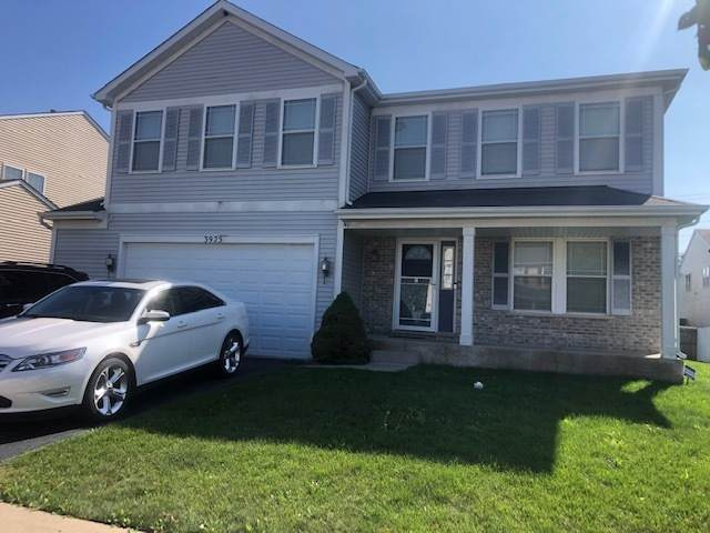 3925 Sedge Street, Zion, IL 60099 (MLS #11244480) :: John Lyons Real Estate