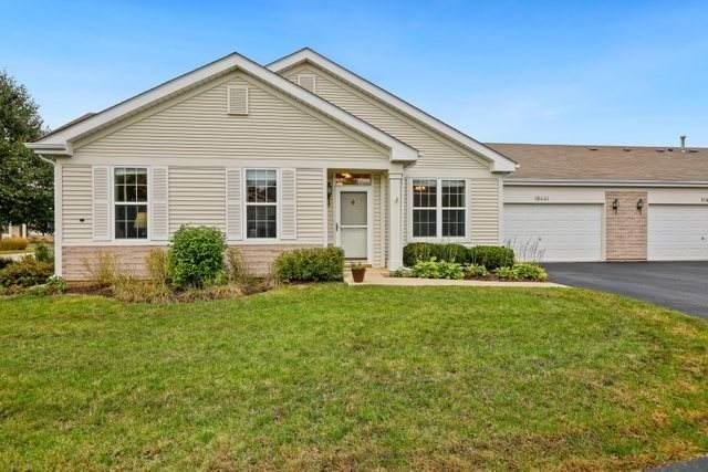 16441 Crescent Lake Drive #6, Crest Hill, IL 60403 (MLS #11244541) :: Ryan Dallas Real Estate