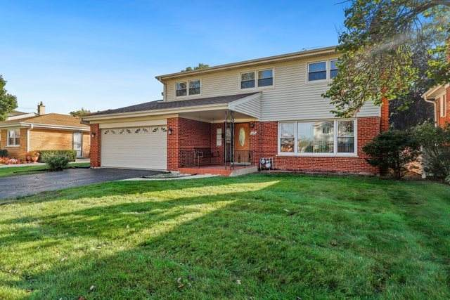 2045 Spruce Avenue, Des Plaines, IL 60018 (MLS #11244573) :: Rossi and Taylor Realty Group