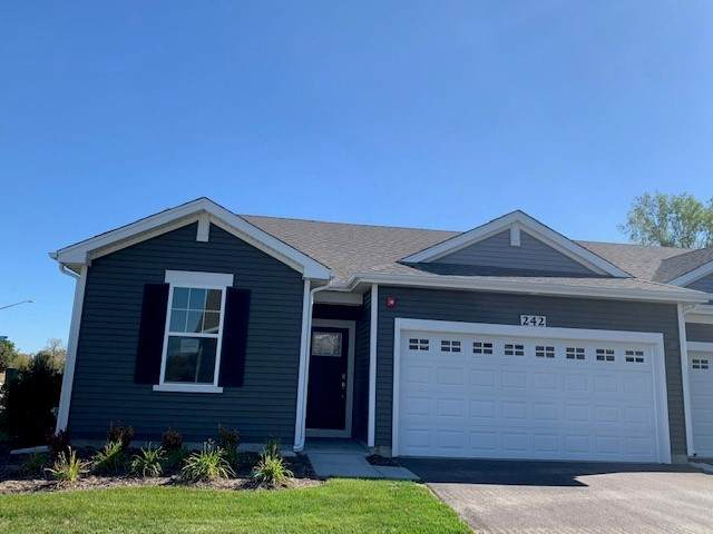 218 Sussex Court, North Aurora, IL 60542 (MLS #11244622) :: The Wexler Group at Keller Williams Preferred Realty