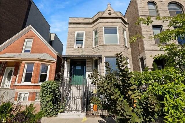 3008 W Fullerton Avenue, Chicago, IL 60647 (MLS #11245275) :: Janet Jurich