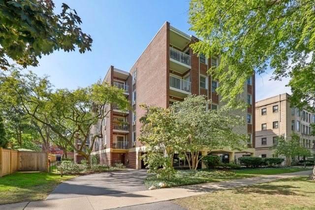 1310 Maple Avenue 3D, Evanston, IL 60201 (MLS #11246247) :: Littlefield Group
