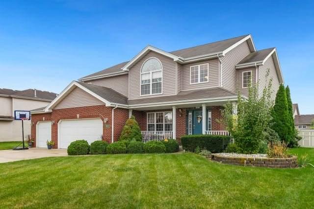16319 Celtic Circle, Manhattan, IL 60442 (MLS #11246258) :: John Lyons Real Estate