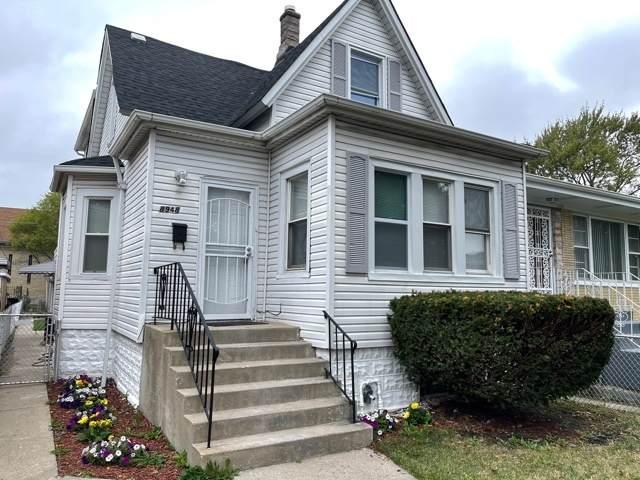 8948 S Emerald Avenue, Chicago, IL 60620 (MLS #11246474) :: Littlefield Group