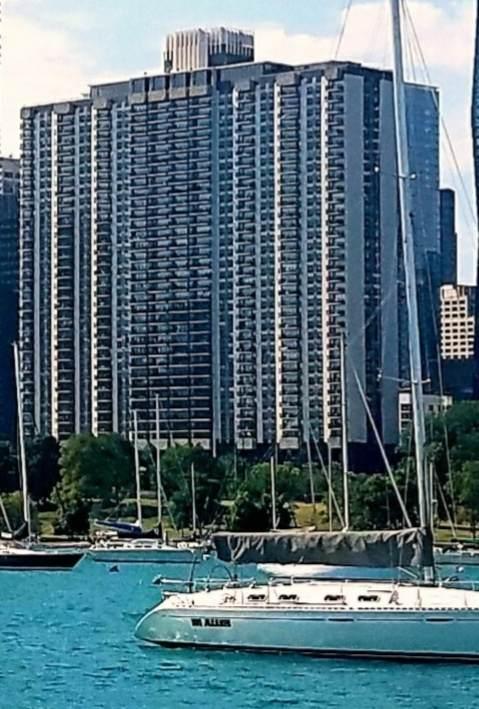 400 E Randolph Street #2705, Chicago, IL 60601 (MLS #11247064) :: Angela Walker Homes Real Estate Group
