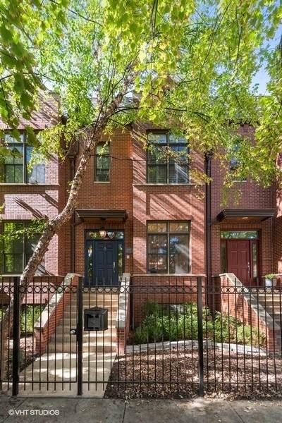 4344 N Leavitt Street, Chicago, IL 60618 (MLS #11247307) :: Carolyn and Hillary Homes
