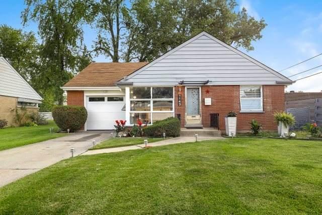 1143 Portsmouth Avenue, Westchester, IL 60154 (MLS #11247754) :: Ryan Dallas Real Estate