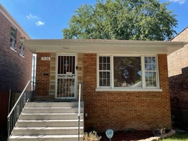 9136 S Dobson Avenue, Chicago, IL 60619 (MLS #11248016) :: John Lyons Real Estate
