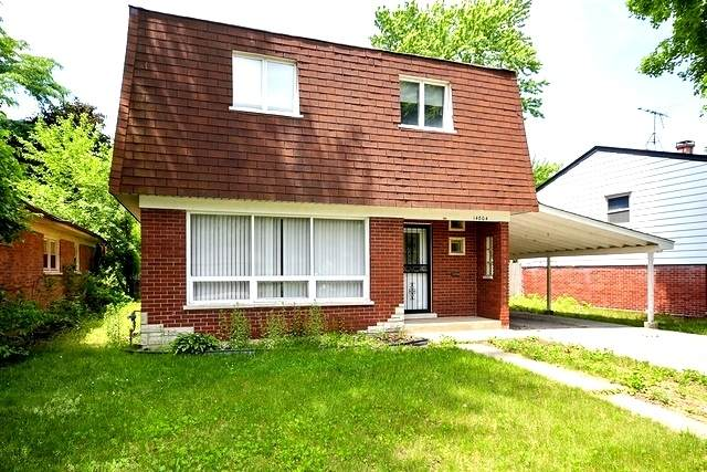 14804 Minerva Avenue, Dolton, IL 60419 (MLS #11248223) :: Littlefield Group